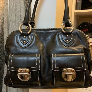 Marc Jacobs amazing leather and suede purse
